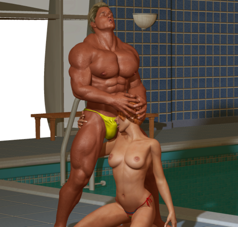 Смотреть секс у бодибилдеров