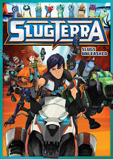 SLUGTERRA:SLUGS UNLEASHED