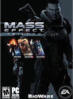 Mass Effect Trilogy PC Review