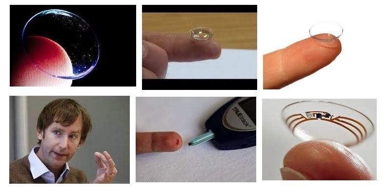 smart contact lens