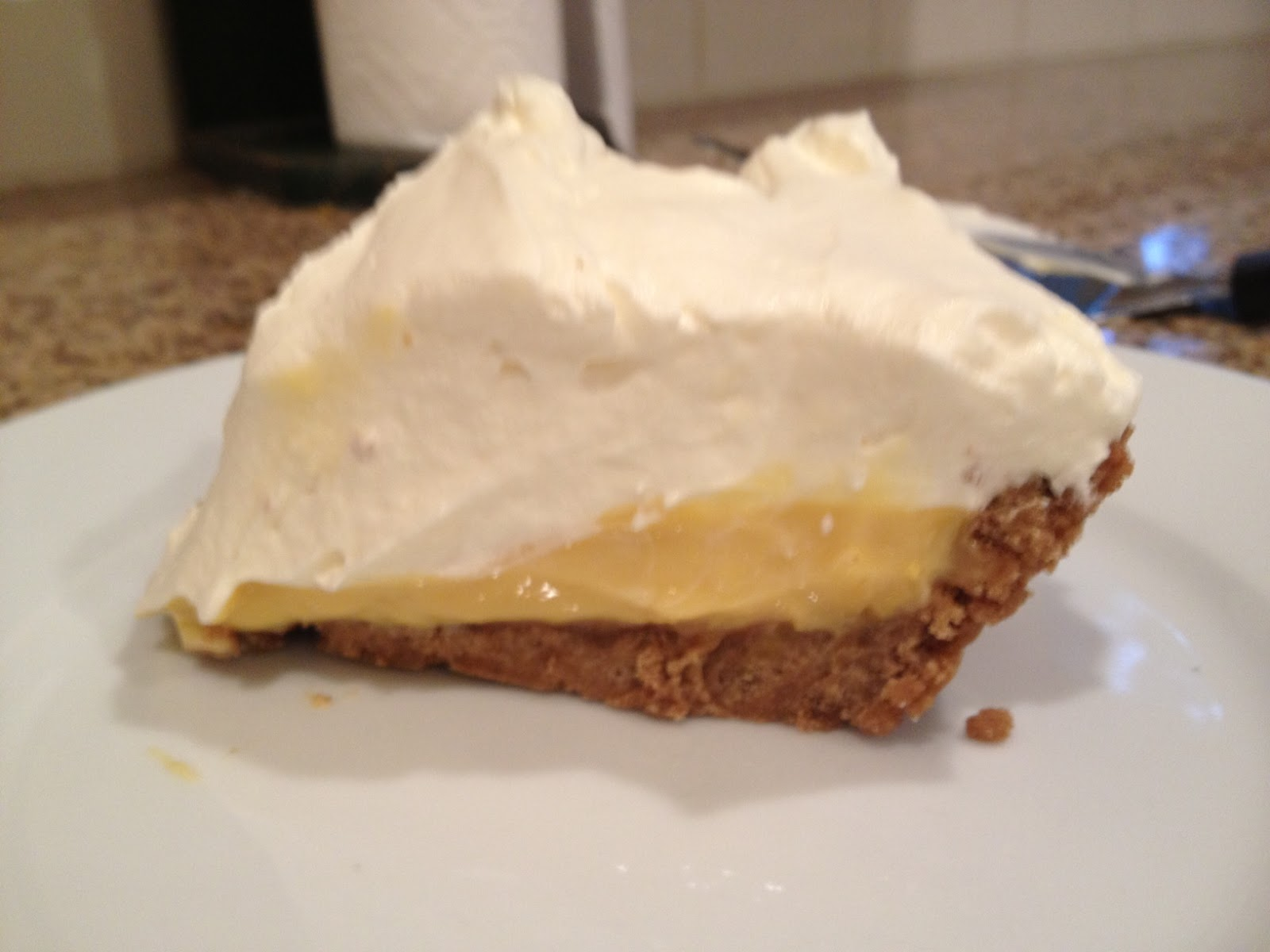 Sara Foster's Lemon Ice Box Pie