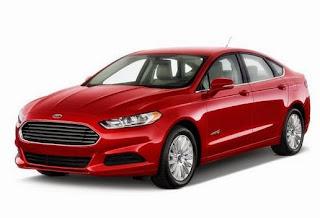 2015 Ford Fusion Hybrid SE FWD