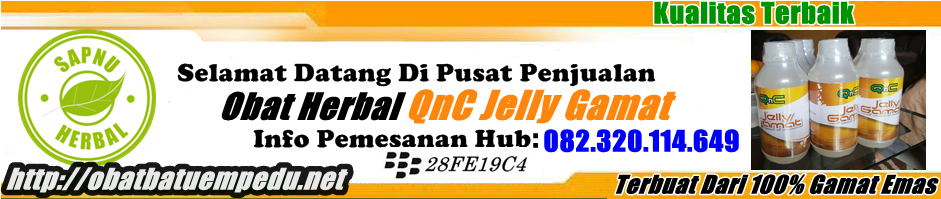 Wulan Agen QnC Jelly Gamat