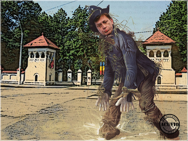 Funny photo Crin Antonescu a funny fairy tale
