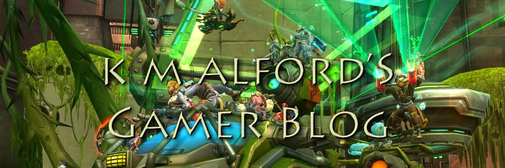 K M Alford's Gamer Blog