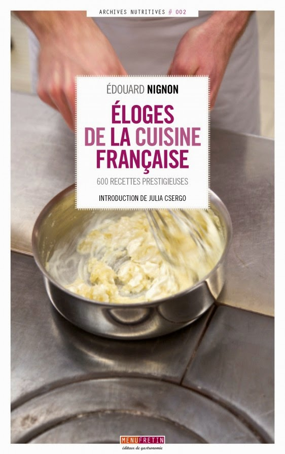 Positive eating positive living eloge de la cuisine for Apprentissage cuisine paris