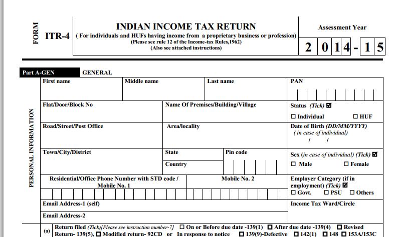 income local tax report