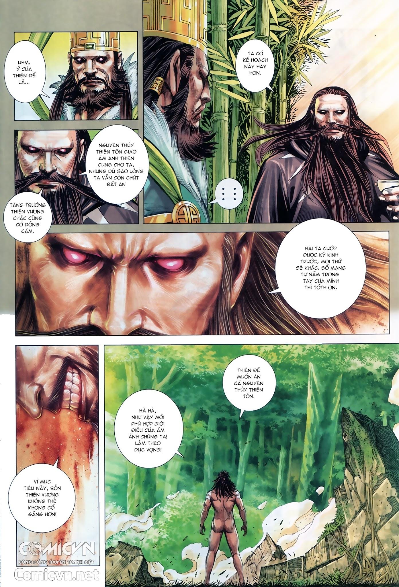Tây Du chap 109 Trang 30 - Mangak.info