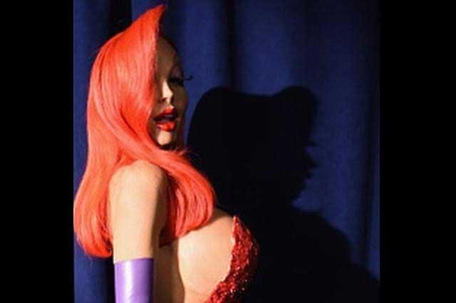 Erotismo de Heidi Klum