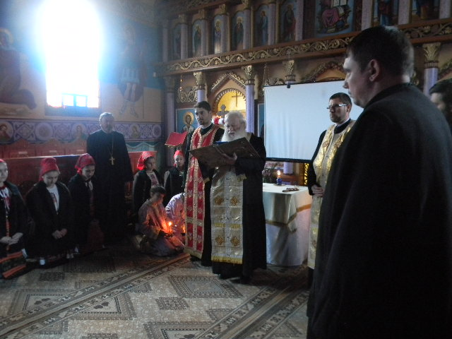 Cerc pastoral al Vaii Sieului - Mariselu februarie 2016