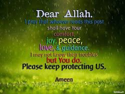 Protect us Ya Rahim.......