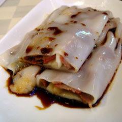 Cheong Fun - dimsum menu