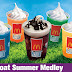 McDonald's McFloat Summer Medley and Their New Brand Ambassador