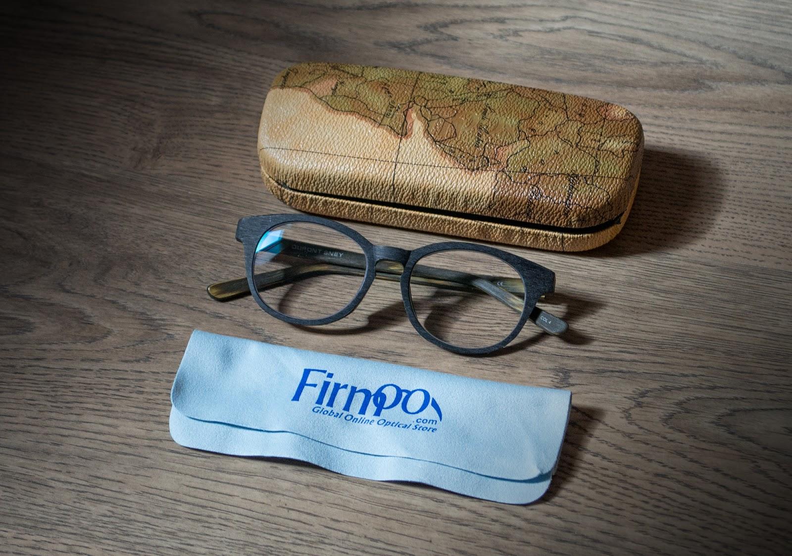 Review de gafas Firmoo.