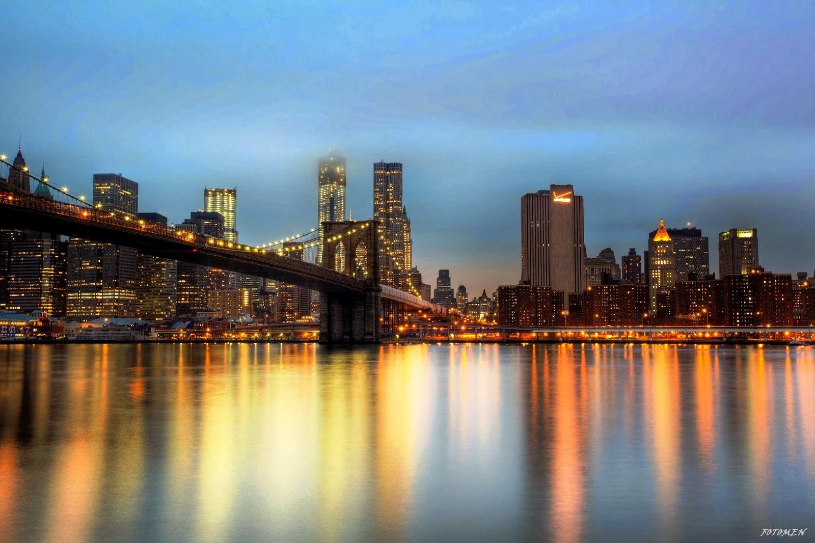 New york at night brooklyn bridge wallpaper beautiful desktop new york at night brooklyn bridge wallpaper voltagebd Gallery