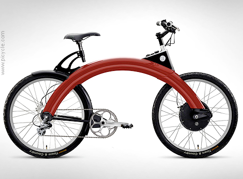 PiCycle Sport Touring Electric Bike