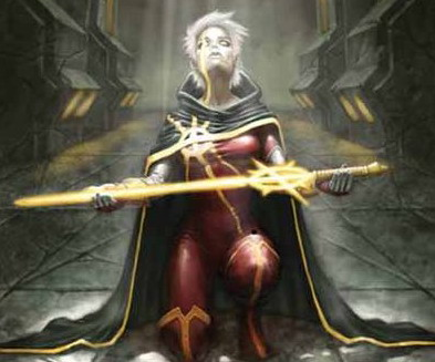 Phyla-Vell (Marvel Comics) Character Review - 1