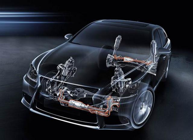 2016 Lexus LS460 F Sport Price