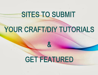 Sites to submit crafts