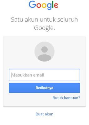 Bikin Akun Gmail dari Android Yuk!