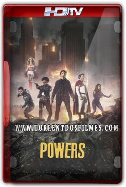 Powers 2ª Temporada (2016) Torrent – HDTV | 720p | 1080p Legendado