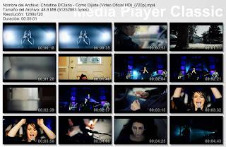 Ver, Descargar, Christine D' Clario – Como Dijiste (Vídeo Oficial HD)