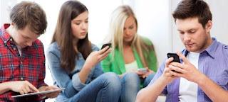 5 Efek Negatif dari Kecanduan Smartphone