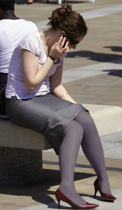Strumpfhosen Frauen in Strumpfhosen Strumpfhosen -