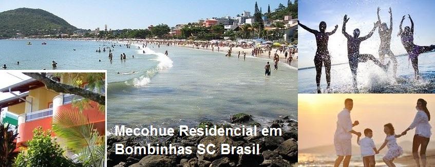 Residencial Mecohue Apartamentos Bombinhas Brasil