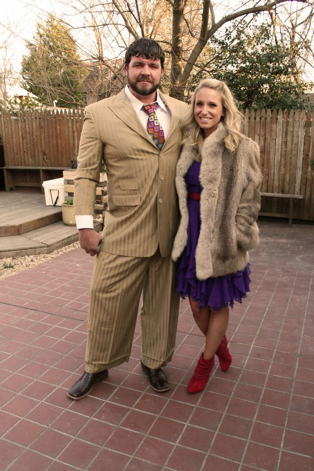 My Thrift Shop Themed B-day Party - fiftytwothursdays