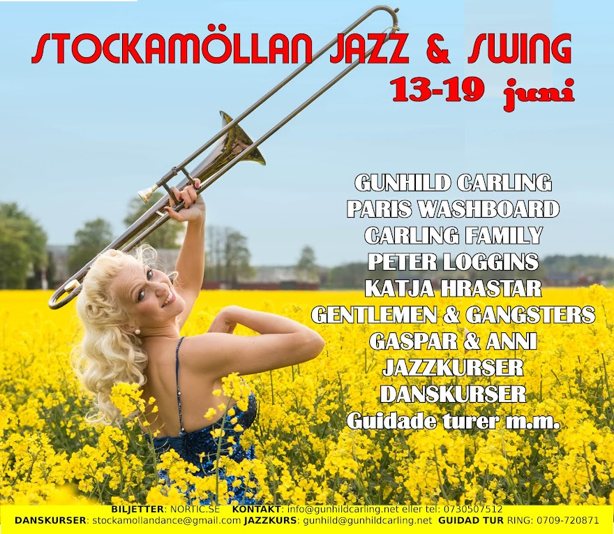 Stockamöllan SWING & JAZZ