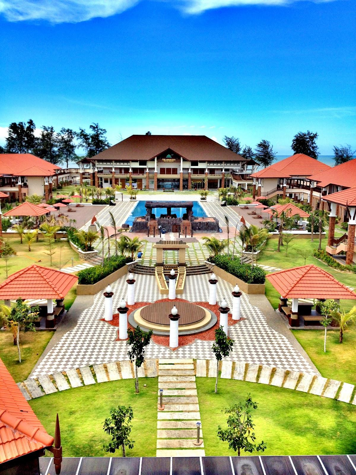 Tok Aman Bali Beach Resort Kelantan