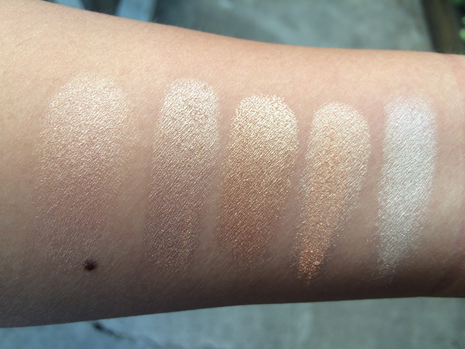 Honey pop all pictures - Behonestbeauty First Look Becca Shimmering Skin