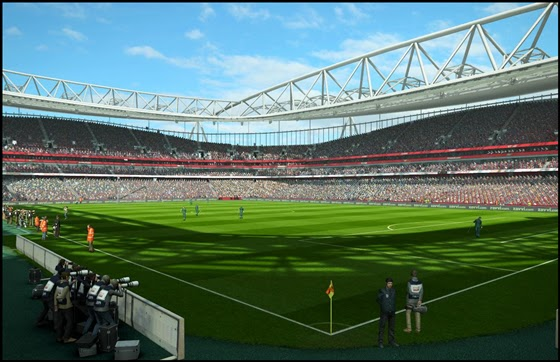 EMIRATES STADIUM - PES 2013