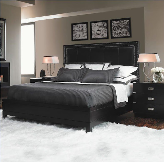Here is an some picture for Dark Gray Bedroom Ideas. Hopefully these  suggestions will give you a little inspiration when it comes to decorating  your bedroom ...