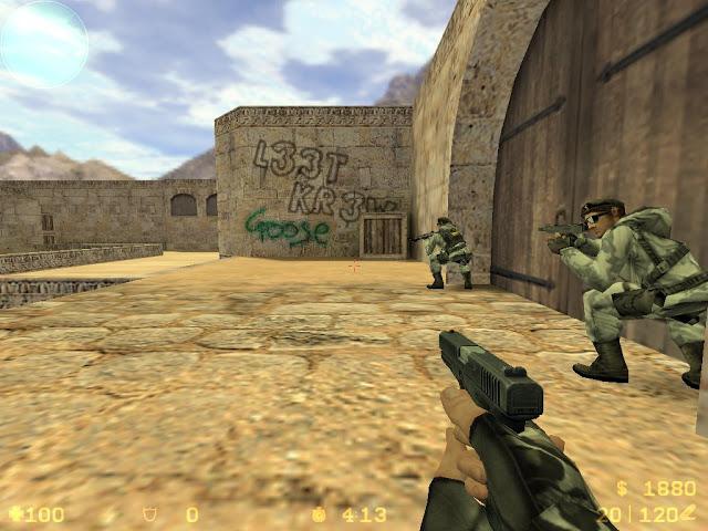 Counter Strike 1.6 PC Game Download Free