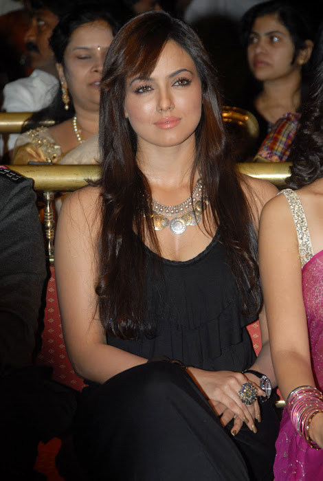 sana khan at mr nokia audio launch, sana khan new unseen pics