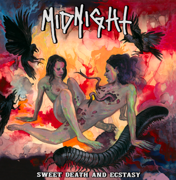 "MIDNIGHT - ""SWEET DEATH AND ECSTASY"""