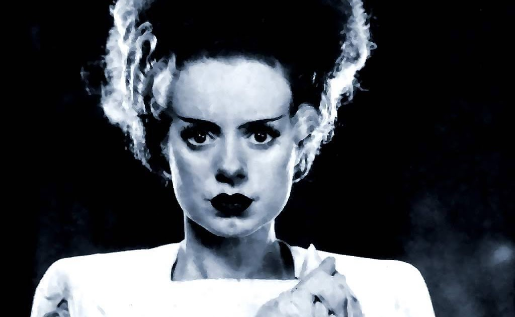 wallpapers  clip art  and images  bride of frankenstein