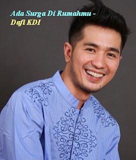 Dafi KDI - Ada Surga Di Rumahmu