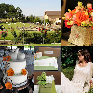 Outdoor Spring Wedding Ideas