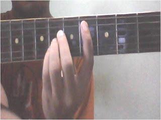 Chord C# major