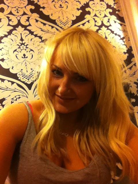 Victoria Martin Style Platinum Blonde Ambition My Hair Story