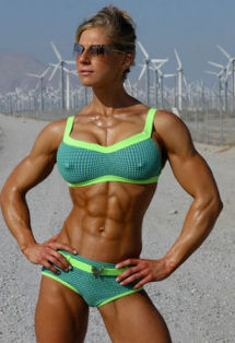 nandrolone woman