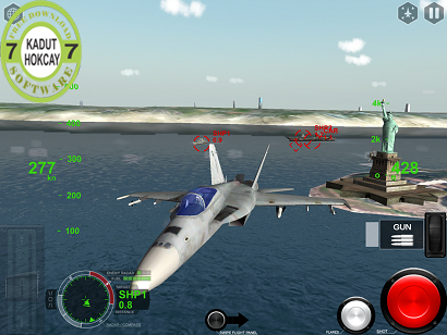 Air Fighting Pro Game For Android game