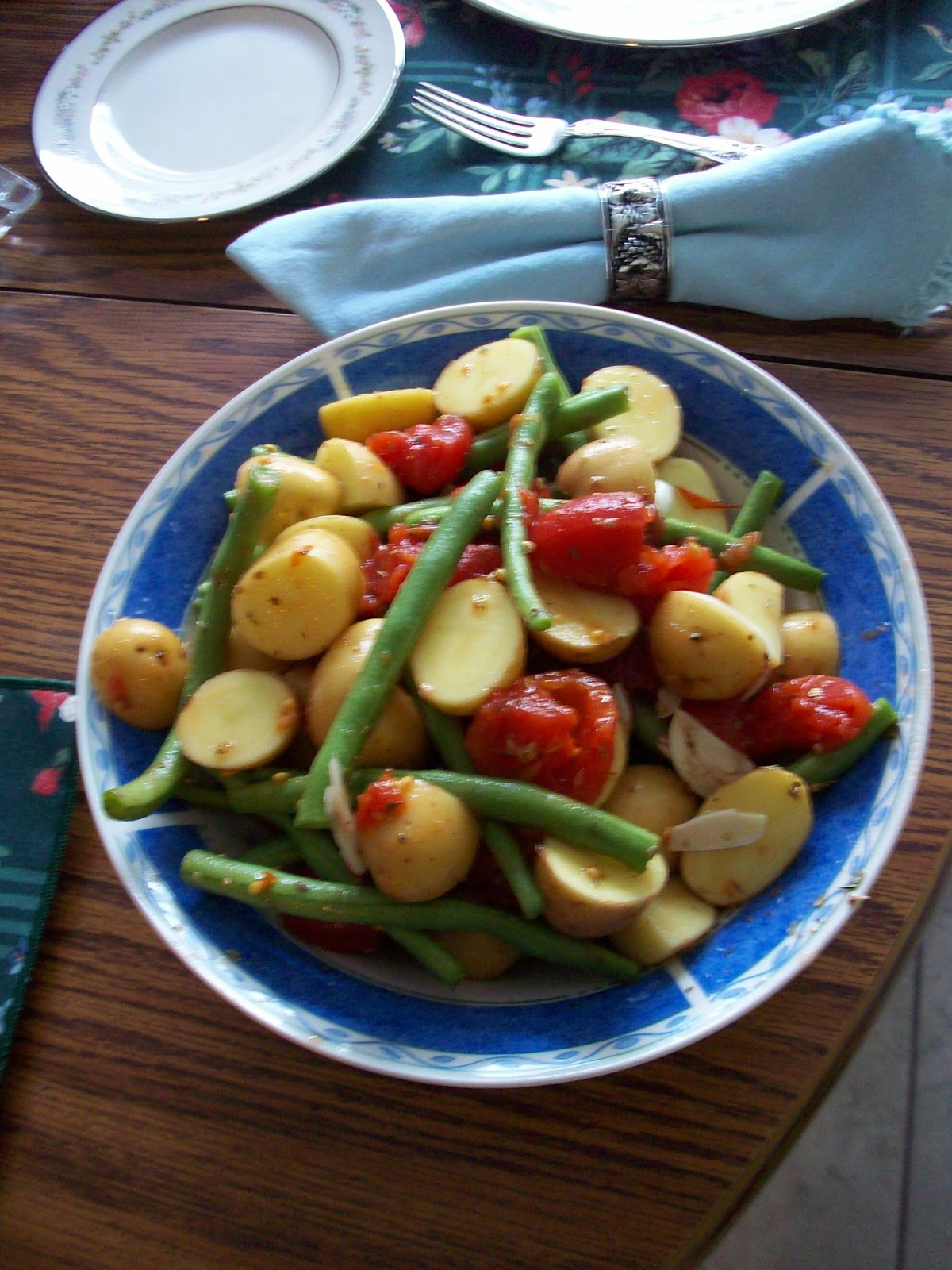 Perpetual Food Tour: Greek-Style Vegetable Casserole