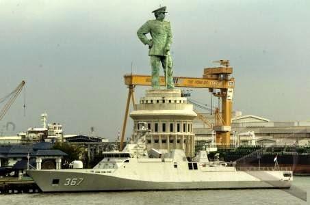 Pengembangan potensi maritim jadi fokus TNI AL