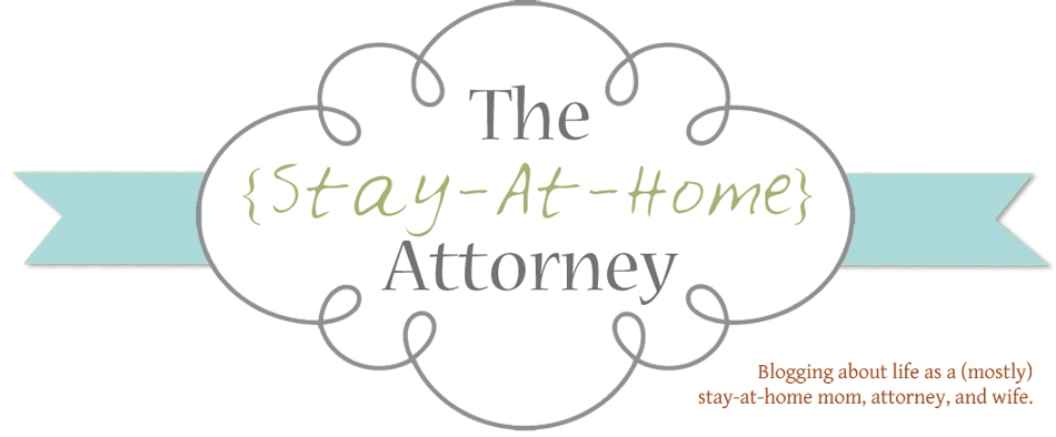 The Stay-At-Home Attorney