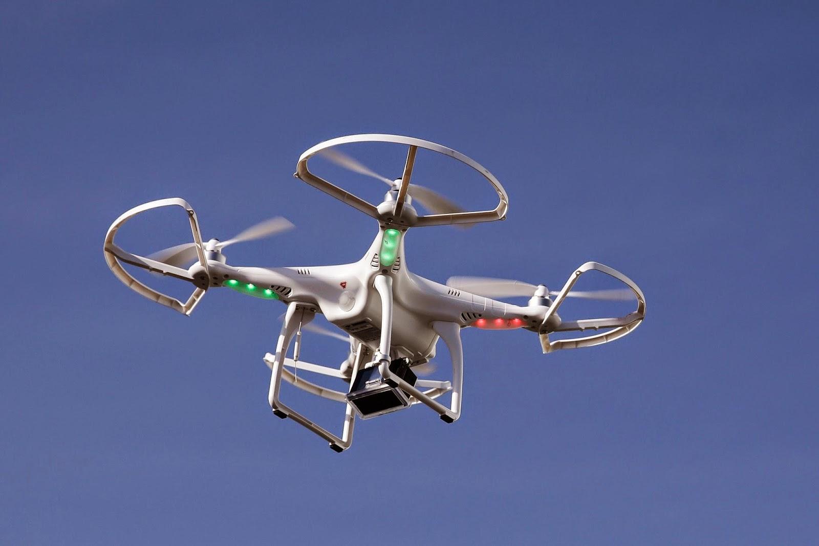 التحكم بالطائرات من دون طيار  عبر الأفكار أصبح ممكنا (فيديو) !