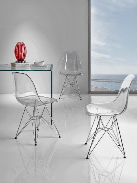 Blog de mbar muebles las 10 sillas m s modernas y for Sillas clasicas modernas
